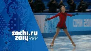 Team Figure Skating - Ladies' Free Skating Final | Sochi 2014 Winter Olympics