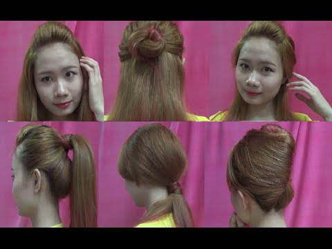 Hairstyles - Các Kiểu Tóc Đẹp Sang Trọng Cho Quý Cô Trung Niên