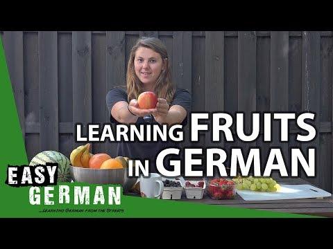 Tiếng Đức bài 20: Janusz thích cam