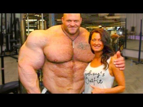 steroid kolu patlayan adam