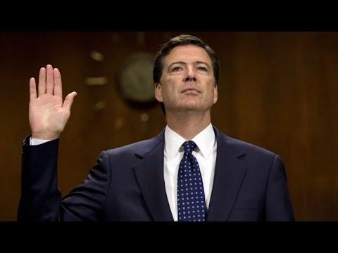 LIVE COVERAGE: Comey Testifies Before Senate Judiciary Committee