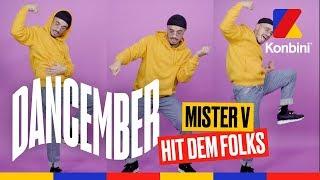 Dancember #18 - Hit Dem Folks (ft Mister V)