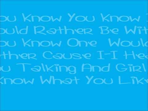 Mindless Behavior - Girls Talkin Bout w/ Lyrics