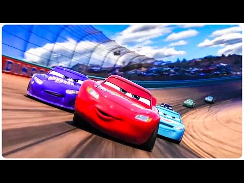 Cars 3 _ Two New Trailer (2017) Disney Pixar Animated Movie HD