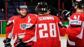 Austria - Latvia 6-3