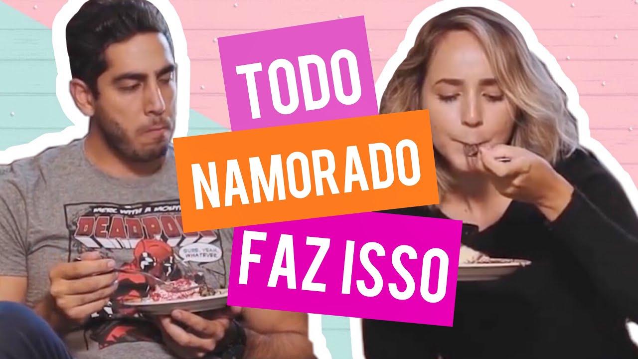 05 COISAS QUE TODO NAMORADO FAZ | feat. Jonathan Nemer