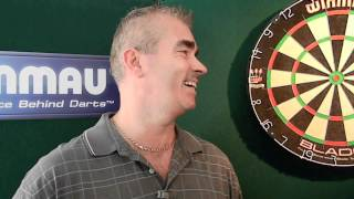 Darts Practice -- Steve Beaton talks you through his practice routines