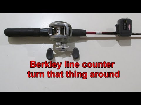 Berkley Line Counter