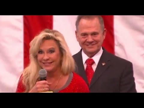 'One Of Our Attorneys Is A Jew'  Roy Moore's Wife