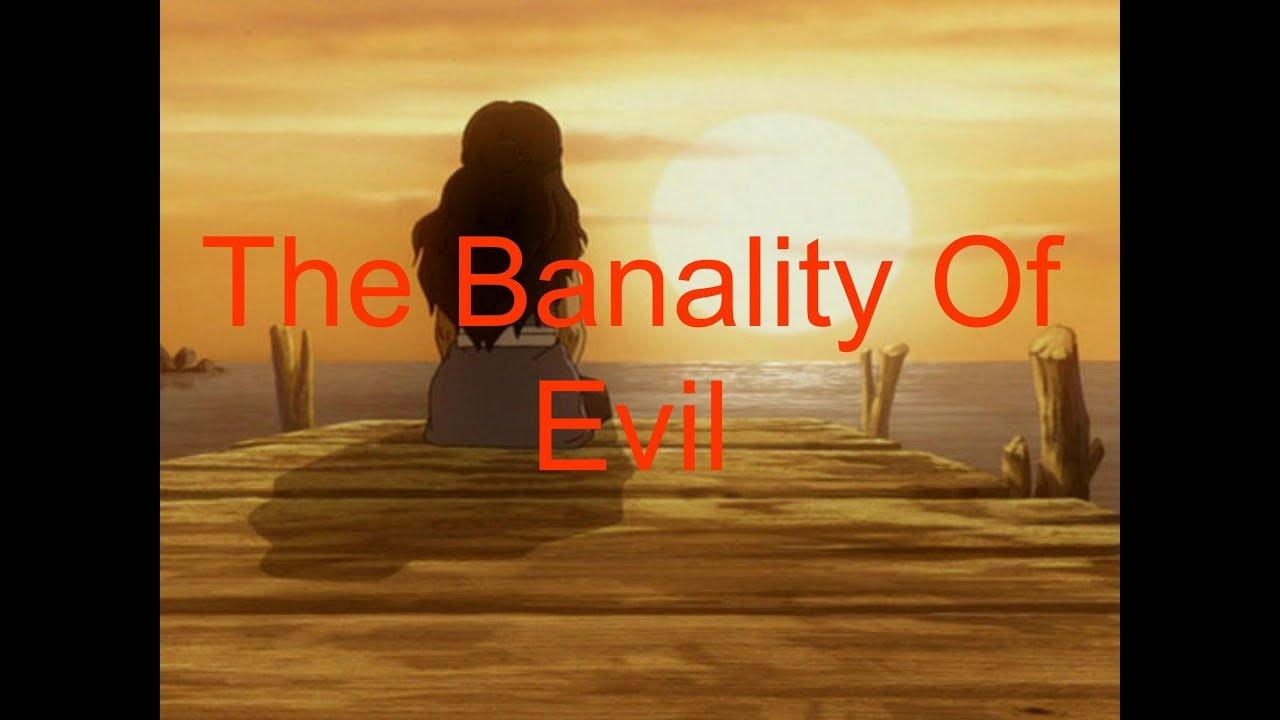Avatar TLA: The Banality Of Evil