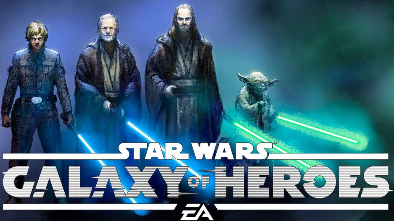 Star Wars: Galaxy of Heroes Помощь - help.ea.com