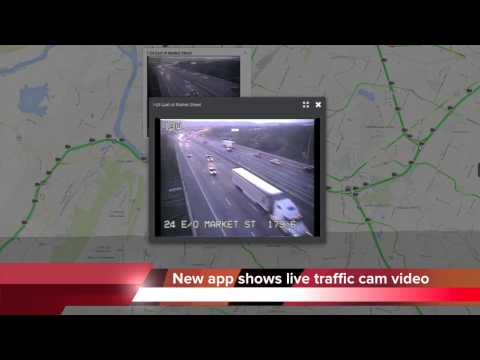 TDOT Smartway app now shows live traffic camera video - YouTube