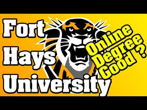 Is Online Degree from Fort Hays State University Worth ?