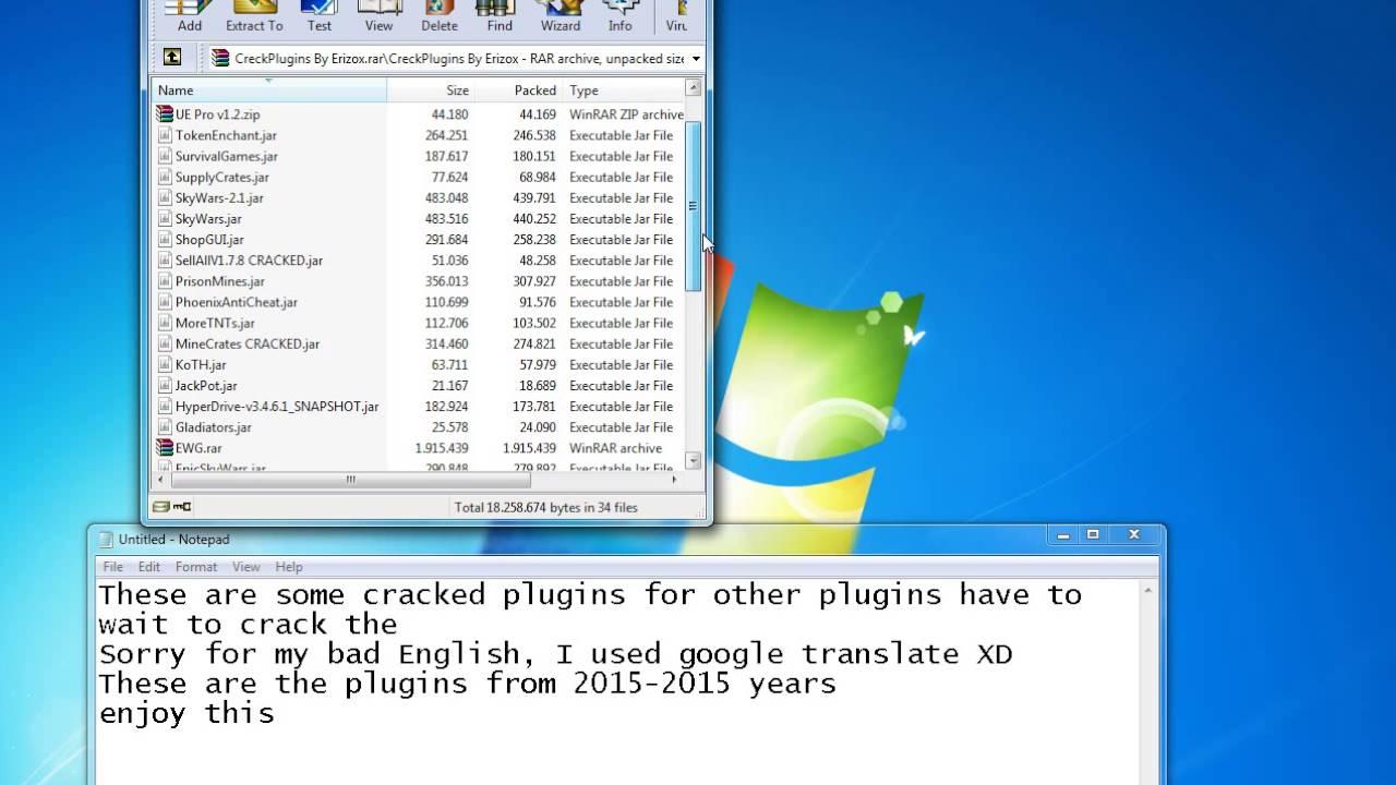Spigot Premium Plugins For FREE! V 2