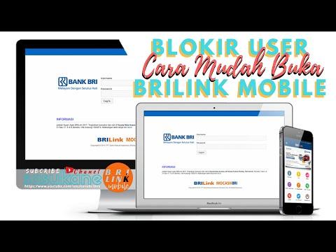 Cara Mengatasi USER ID Terblokir | BRILink Mobile