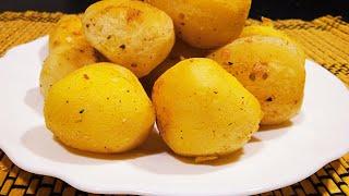 Хрустящая снаружи и мягкая внутри Любимый рецепт жареной картошки