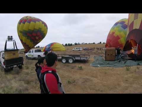 Temecula Winery Hot Air Balloon