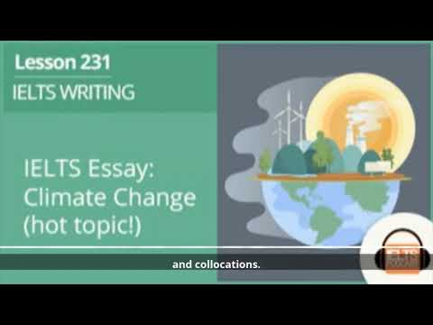 Essay on climate change in india