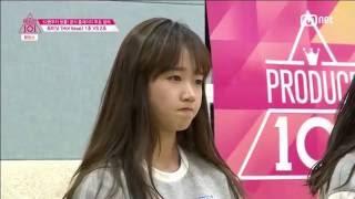 [ENG SUB] Produce 101 Episode 4 - Fantagio Girls Cut (Part 2/3) [Yoojung, Yejin - Hot Issue]