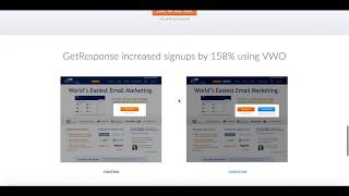 How to create an A/B test using VWO (Visual Website Optimizer)