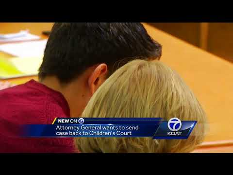 Teen who killed his family could be released soon