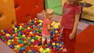 Indoor Playground Fun Hd , Funderdome , Indoor  Play Area , Children's Play Area ,plac Zabaw, Pool