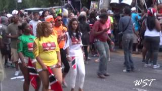New York Jouvert 2016 - Pan, Oil, Paint and Powder