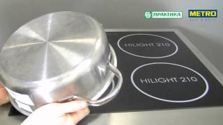 видео Что купить для стеклокерамической плиты — посуда, скребок, средства для ухода.