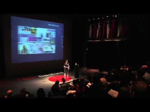 Redesigning activism | Sarah Corbett | TEDxBedford