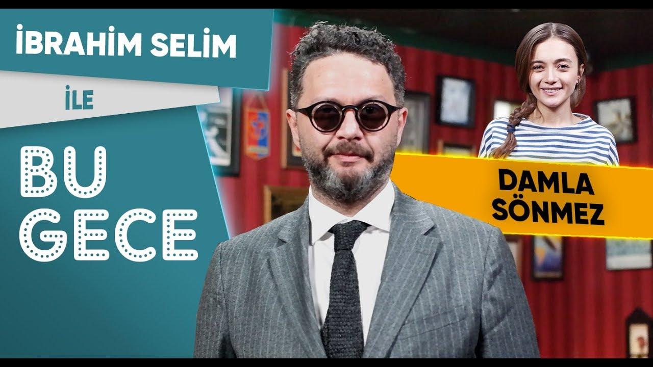 İbrahim Selim ile Bu Gece: Damla Sönmez, Nişan Atmama Challenge, İnek Tinder'ı, Efsane Rap Batt