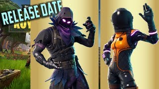 Fortnite Raven Skin Release Date CONFIRMED?!