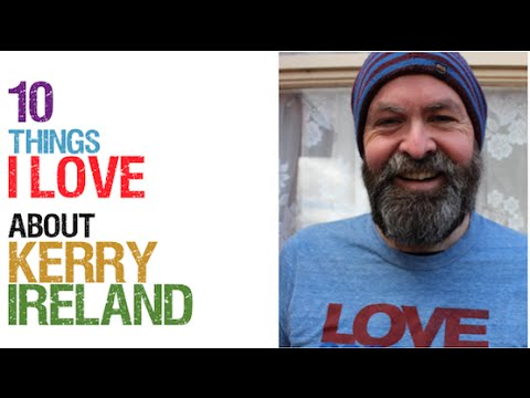 10 Things I Love about Co. Kerry, Ireland