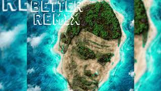 Скачать Lil Yachty Better Ft Stefflon Don David Lyn Remix
