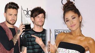 2015 AMA Winners Recap - One Direction, Ariana Grande, Nicki Minaj