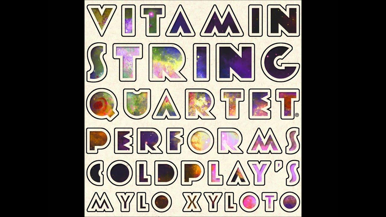 Paradise Vitamin String Quartet Coldplay
