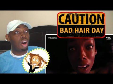 Bad Hair Teaser Trailer (2020) Horror Comedy REACTION!!!