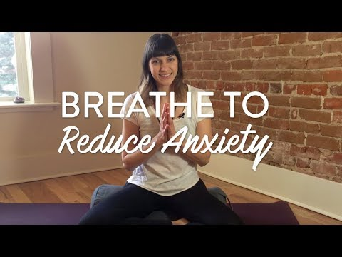 3 Yoga Breathing Exercises for Anxiety