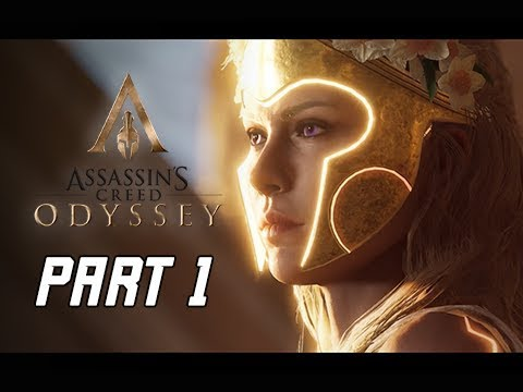 ASSASSIN'S CREED ODYSSEY The Fate of Atlantis Walkthrough Part 1 - Episode 1 Fields of Elysium