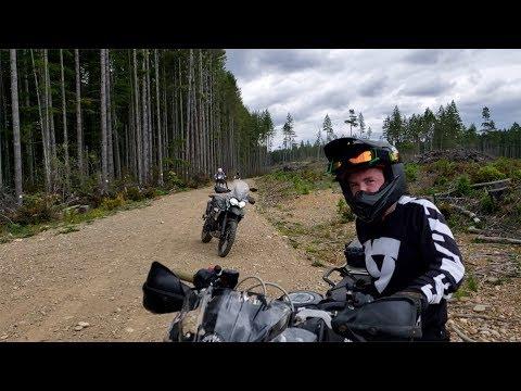 Magic Motorcycle Moments | Triumph Seattle ATLAK Tour