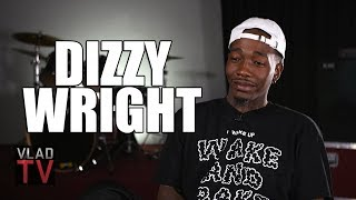 Dizzy Wright Says His Dad Did a 20-Year Prison Sentence Because of a Snitch (Part 1)