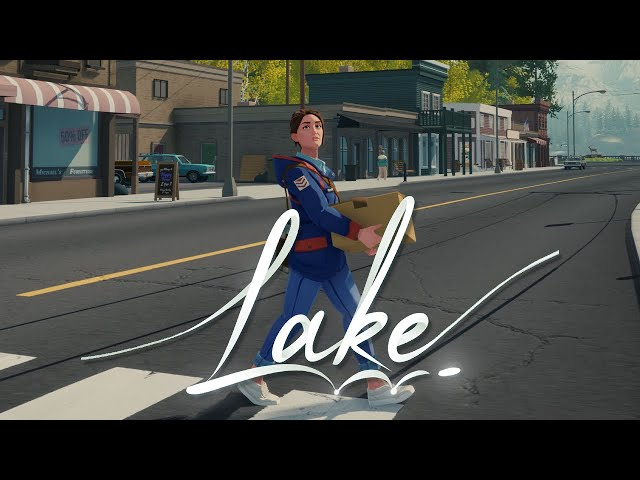 I Get to Deliver Mail in a Nice Town! (Jon's Watch - Lake)