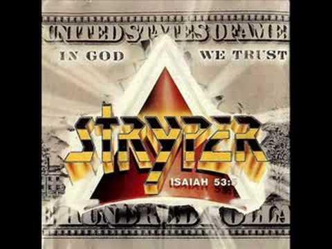 "Stryper- ""In God We Trust"""