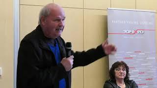 prof. Peter Staněk, ENERGETIKA a SPOLEČNOST BUDOUCNOSTI, Smart City Plzeň, 26. 3. 2019, TOP EXPO CZ