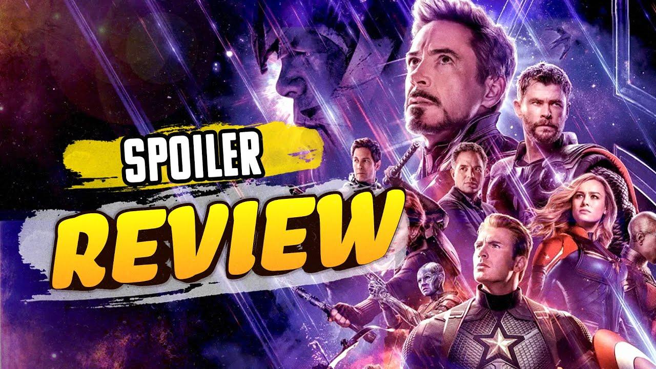 Avengers: Endgame Breakdown | Full Spoiler Review!