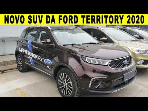 NOVO SUV FORD TERRITORY 2020 1.5 TURBO ESTÁ CHEGANDO. UMA DAS MELHORES OPÇÃO DA SUA CATEGORIA