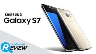 รีวิว Samsung Galaxy S7 มือถือกันน้ำได้ ดีไซน์หรู กล้องเทพ ฟังก์ชั่นครบ