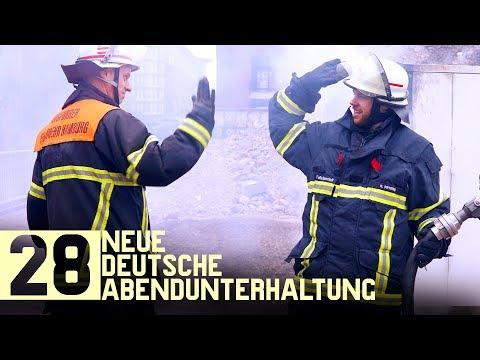 Die Erde ist 'ne Scheibe! Häuser brennen nicht! Reptiloide gibt's! Matija live! | NDA #28