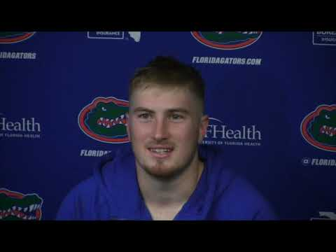 Gators QB Kyle Trask talks win over South Carolina