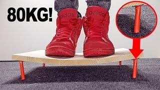 6 Coole Dinge die man mit PAPIER machen kann!