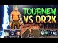 OrlandoinChicago MyPARK WARZ TOURNAMENT vs DR2K   HUGE CLUTCH SHOT   GAME 1  NBA 2K17 MyPARK